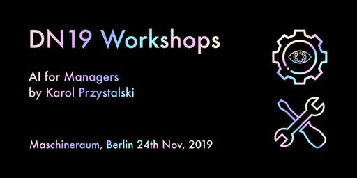 Workshop: AI for Managers