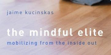 The Mindful Elite: Public Talk by Jaime Kucinskas plus Panel Discussion