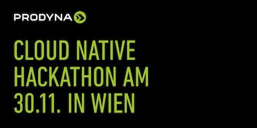 Cloud Native Hackathon in Wien