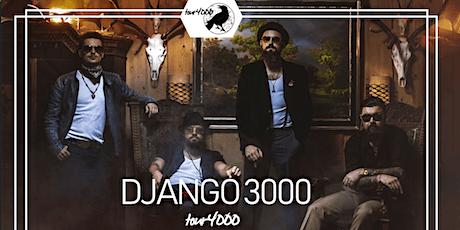 Django 3000 - Tour 4000 - Tübingen Tickets