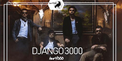 Django 3000 - Tour 4000 - Tübingen