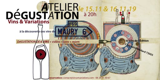 À la découverte des vins de Maury