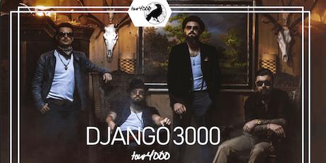 Django 3000 - Tour 4000 - Hamburg Tickets