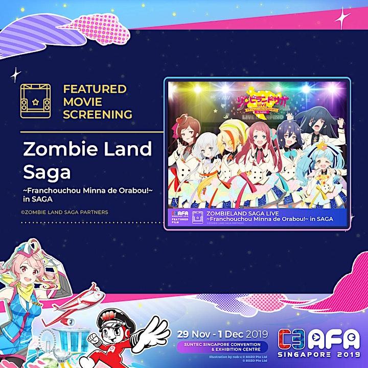 C3AFASG19 AFA Film Festival image