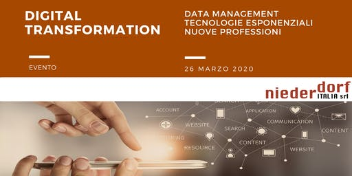 Digital Transformation Strumenti e Metodi