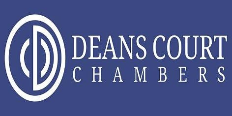 Deans Court Chambers: Advocacy Tips & Career Progression