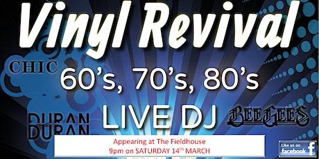 St Patrick's Party at The Fieldhouse ft. Vinyl Revival DJs tickets