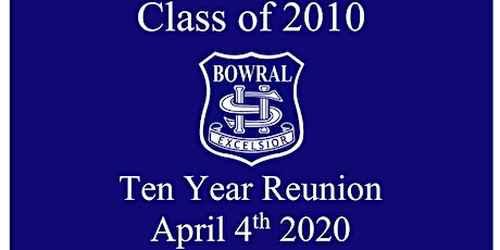 BHS Ten Year Reunion tickets