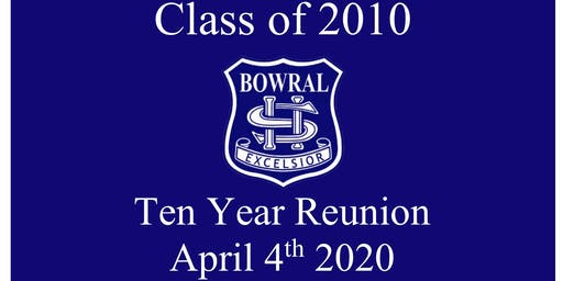 BHS Ten Year Reunion