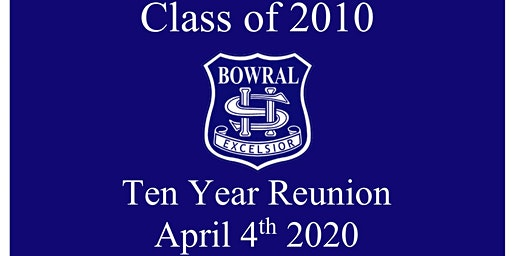 BHS Ten Year Reunion