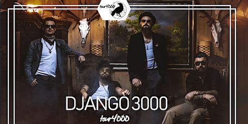 Django 3000 - Tour 4000 - Regensburg