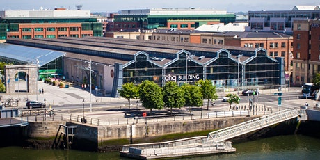 North City Docklands Walking Tour with Joseph Lynch tickets