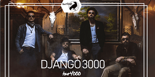 Django 3000 - Tour 4000 - Darmstadt