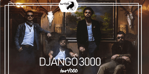 Django 3000 - Tour 4000 - Ingolstadt