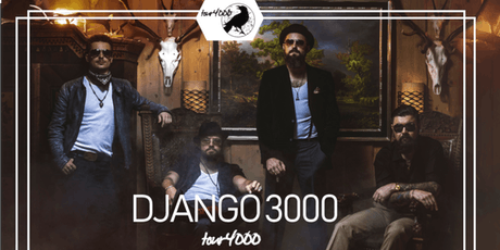 Django 3000 - Tour 4000 - Ansbach Tickets