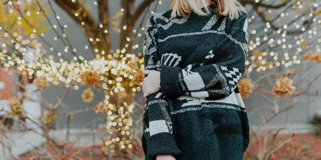 Upcycled Christmas Jumper Workshop at Regent's Place tickets