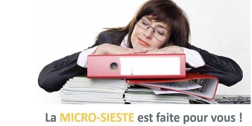 La micro-sieste  : comment se ressourcer en quelques minutes ?