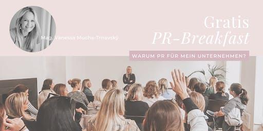 Gratis PR-Breakfast: Warum PR für mein Unternehmen?