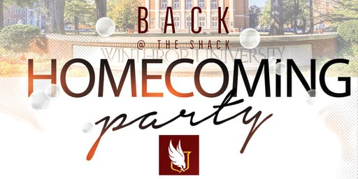 BAC @ The Shack Homecoming Reunion, Hosted by the Winthrop Black Alumni Council