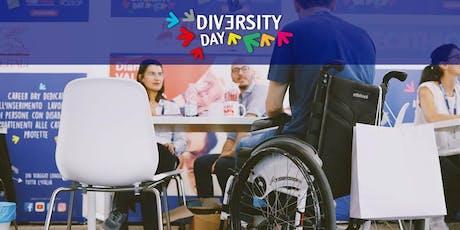 Il 20 novembre il Diversity Day torna a Roma biglietti