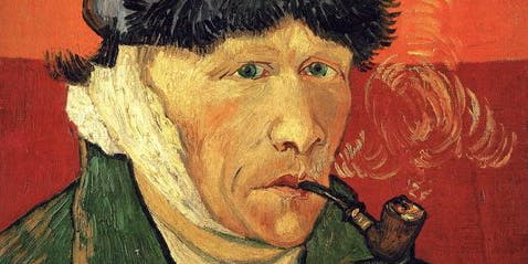 Vincent van Gogh – Color drawing class in Kunsthaus
