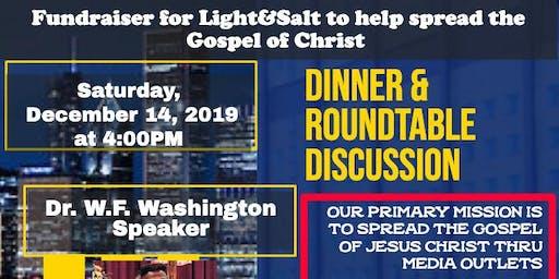 Fundraiser for Light&Salt Gospel Media Ministries