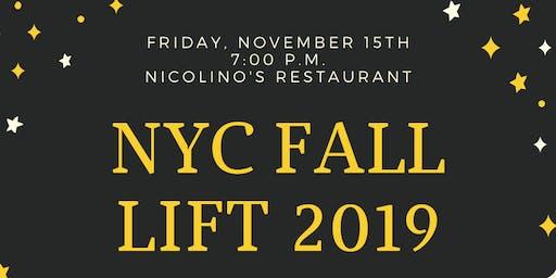 NYC Fall Lift 2019