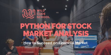 python for Stock Market Analysis - How to Succeed on Financial Market bilhetes