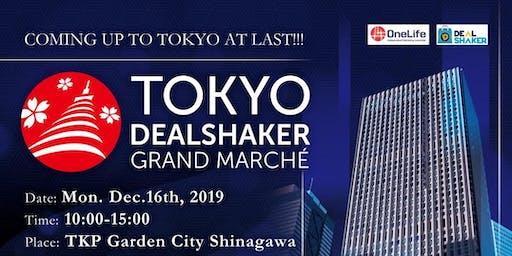 TOKYO DEALSHAKER GRAND MARCHE' Expo
