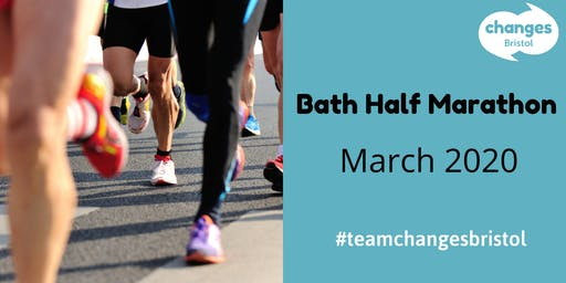 Bath Half Marathon - Team Changes Bristol