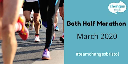 Bath Half Marathon - Team Changes Bristol