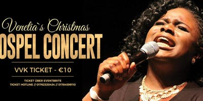 Venetia' s Christmas Gospelconcert