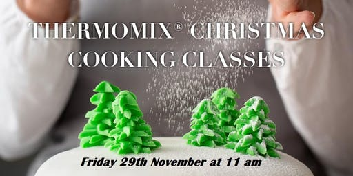 Thermomix® Christmas Cooking Class - Manchester Cooking Studio