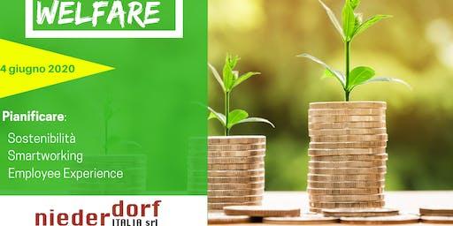 Pianificare il Welfare Aziendale