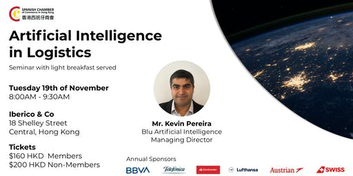 Artificial Intelligence in Logistics - A Breakfast Seminar