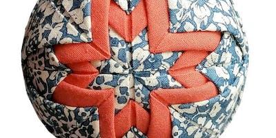 Origami Fabric Baubles