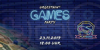 Urgestain Games Party