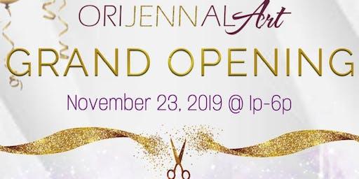 Orijennal Art | GRAND OPENING