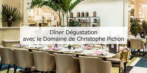 Diner Dégustation - Domaine Christophe Pichon