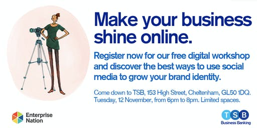 Growing a brand with Instagram Stories: Free digital workshop