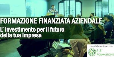 FORMAZIONE FINANZIATA: L'INVESTIMENTO PER IL FUTURO DELLA TUA IMPRESA
