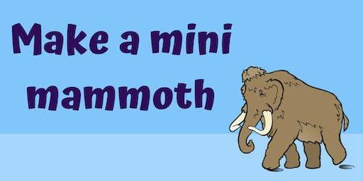 Mini Mammoth Making
