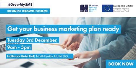 Develop Your Dynamic Marketing Plan tickets