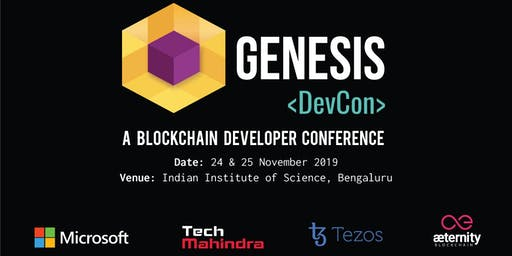 Genesis Devcon - A Blockchain Technology Conference