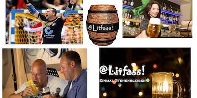 @Litfass! - Mit Blacky Schwarzer & Gerd Rosendahl