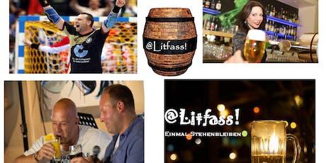 @Litfass! - Mit Blacky Schwarzer & Gerd Rosendahl Tickets