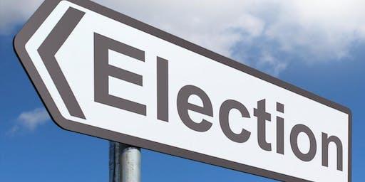 General Election 2019 Candidate Q&A / Etholiad Cyffredinol 2019: Holi ac Ateb Ymgeiswyr