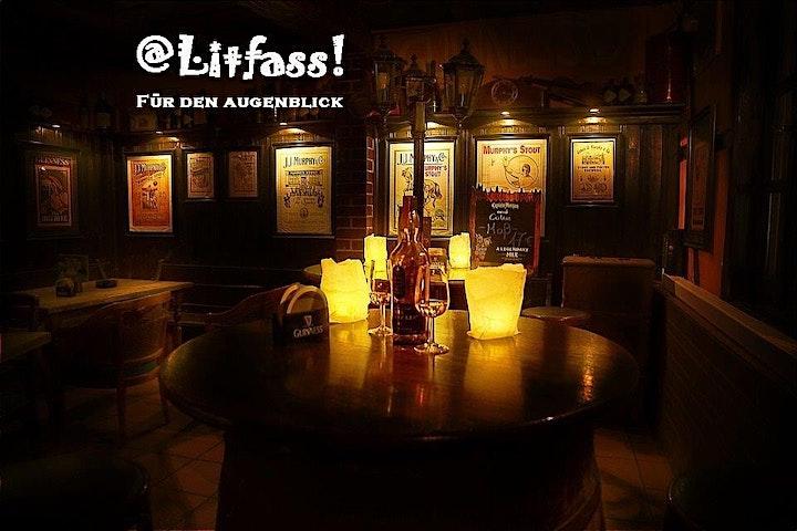 @Litfass! - Mit Blacky Schwarzer & Gerd Rosendahl- VERLEGT AUF UNBEKANNT: Bild