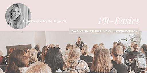 PR-Basics: Was kann PR für mein Unternehmen?