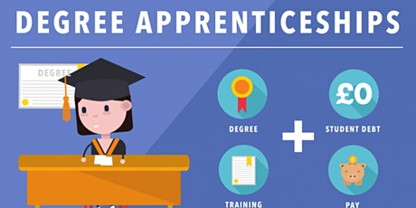 Higher & Degree Apprenticeships Explained tickets